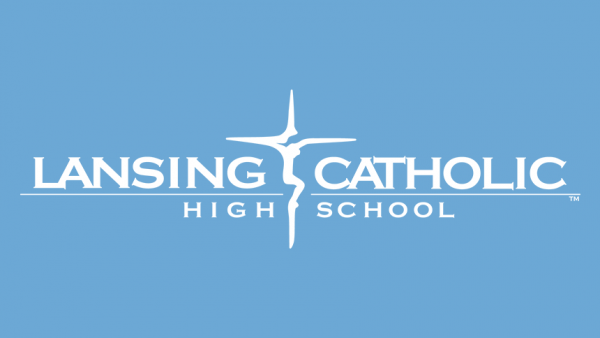 Lansing Catholic High School Logo